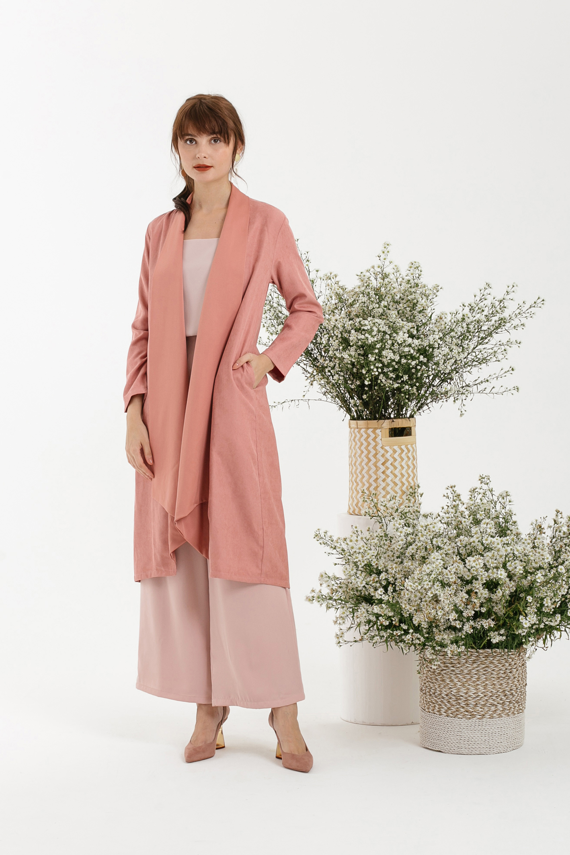Long Drapery Outer