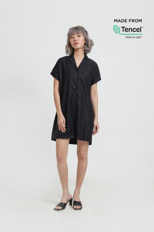 Jade TENCEL™ Shift Dress